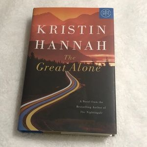 Kristin Hannah The Great Alone Book